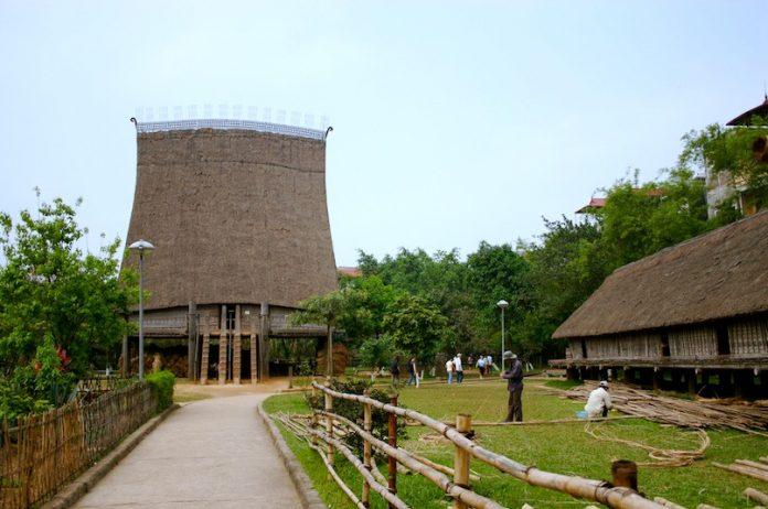 Vietnam Etnoloji Muzesi