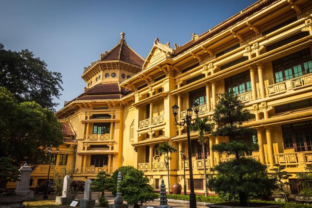 Vietnam Ulusal Tarih Müzesi