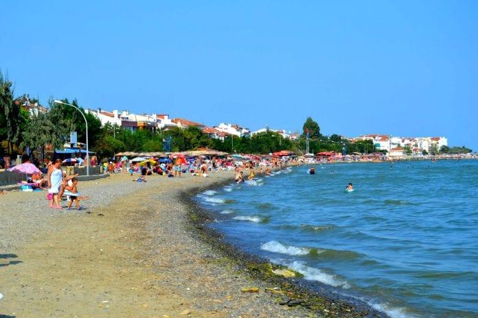 Şarköy Sahili Tekirdağ