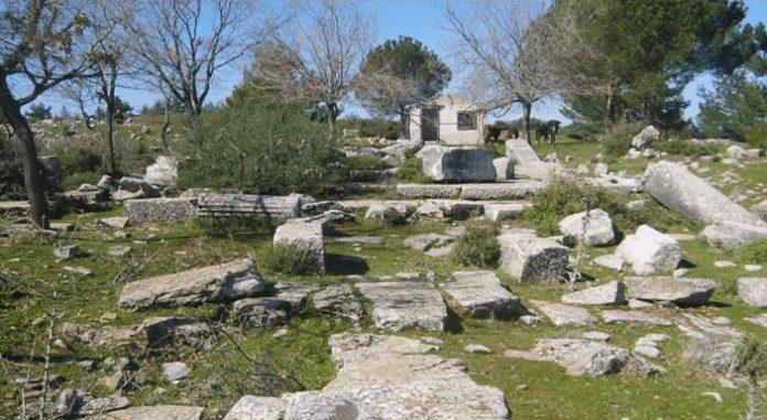 amyzon antik kenti