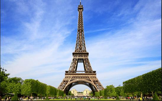 Eyfel Kulesi, Paris