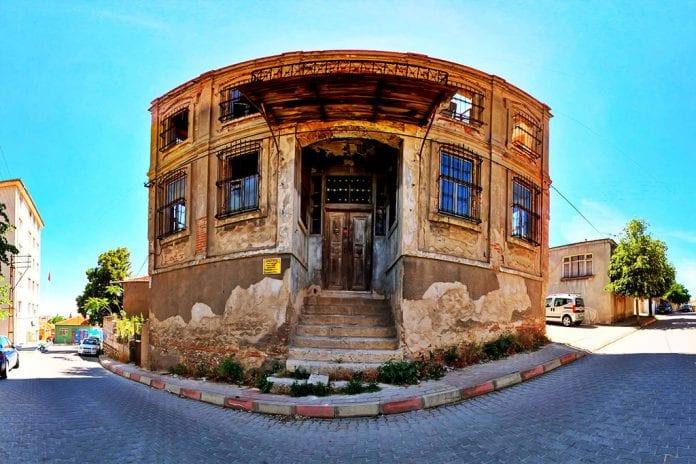 geleneksel muş evleri
