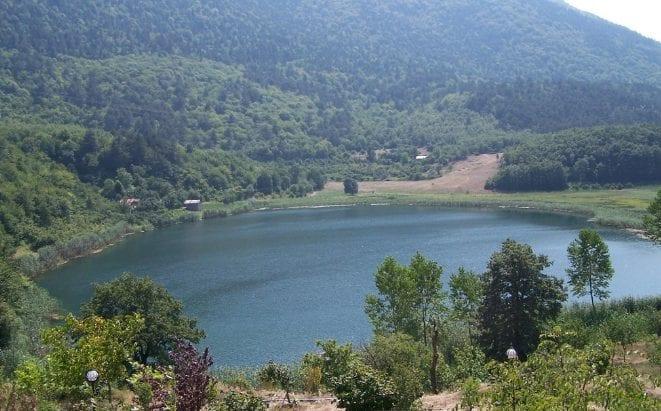 mudurnu karamurat gölü