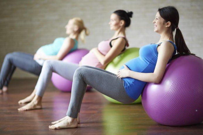 Hamilelik egzersizi