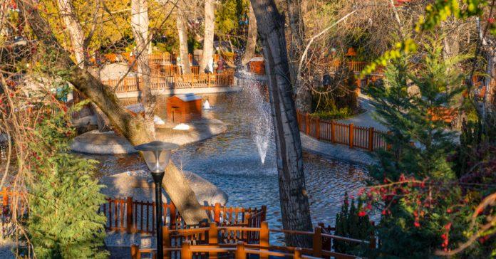 Ankara Kuğulu Parkı