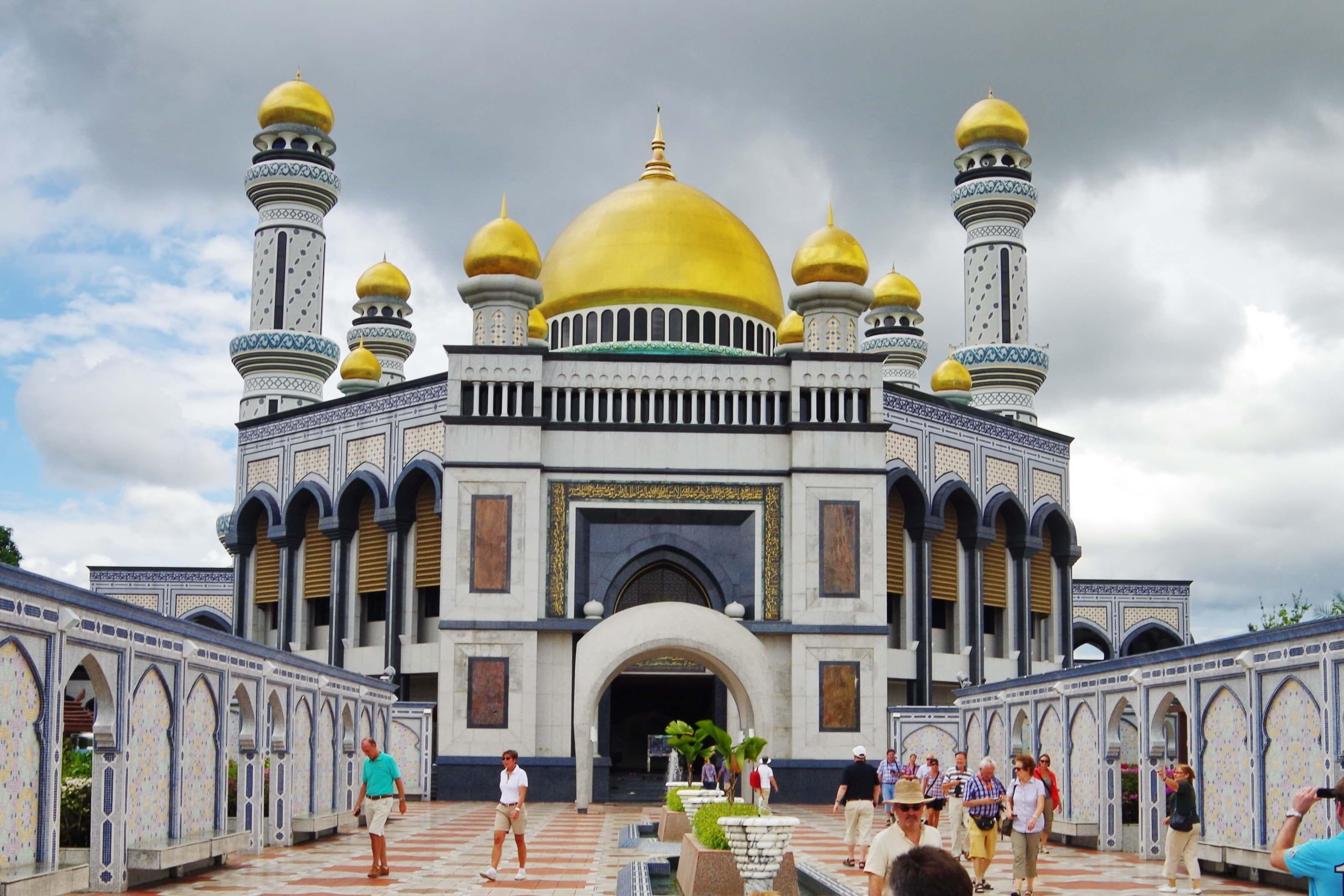 Jame Asr Hassanil Bolkiah Camii