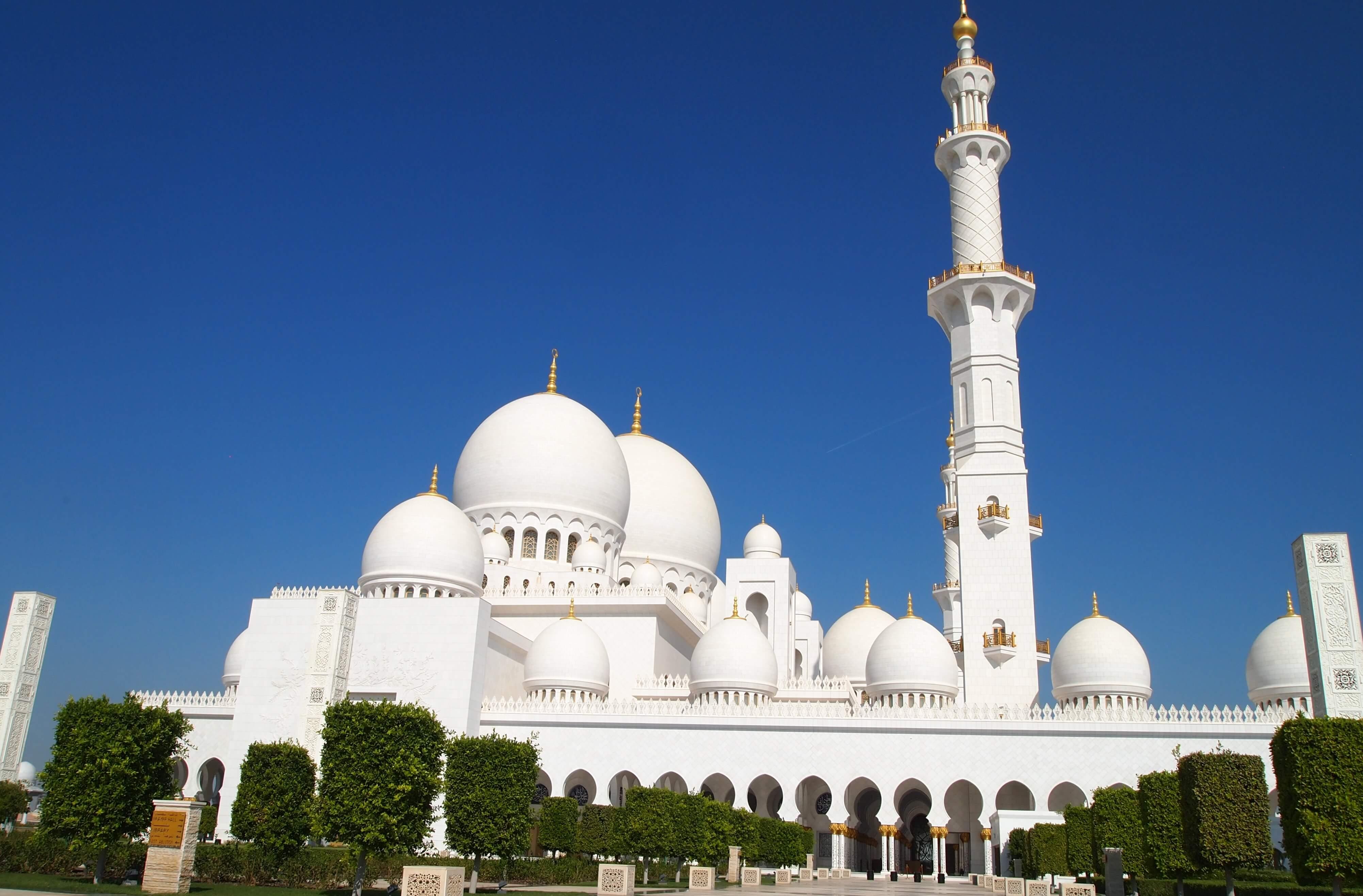 Sheikh Zayed Bin Sultan Al Nahyan Camii