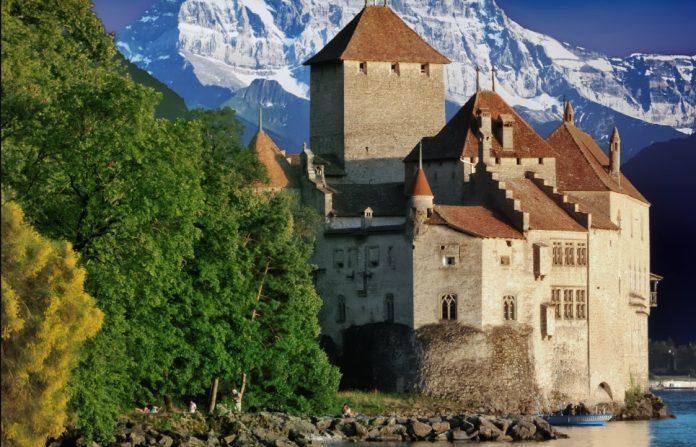 Château de Chillon Kalesi