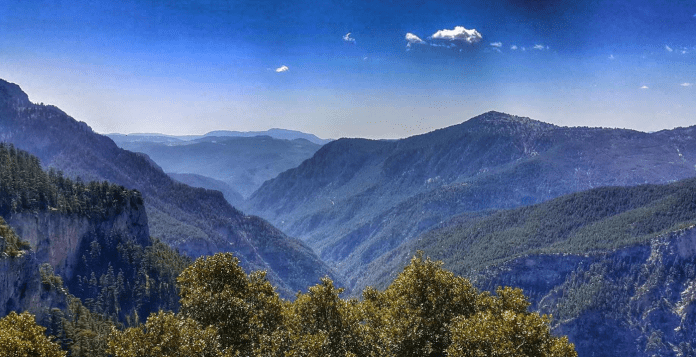 çocakdere milli parkı