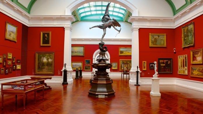 güney avustralya sanat galerisi