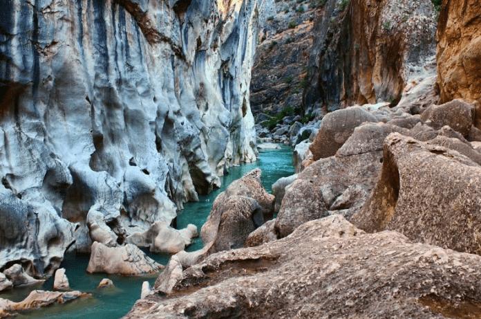 gezende kanyonu