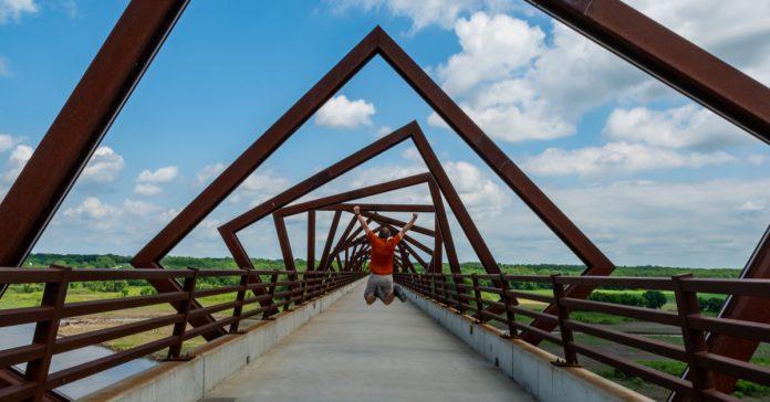 High Trestle Trail Köprüsü