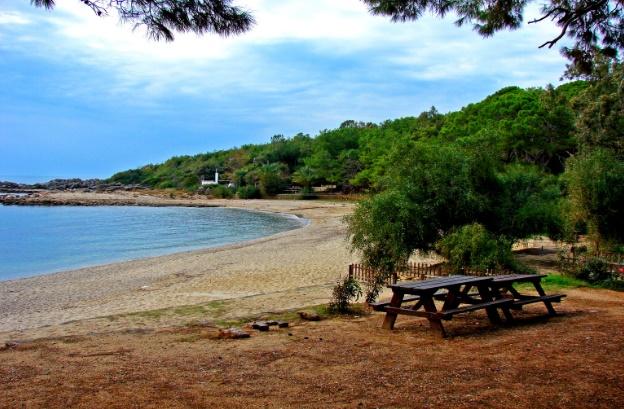 İncekum Plajı – Marmaris