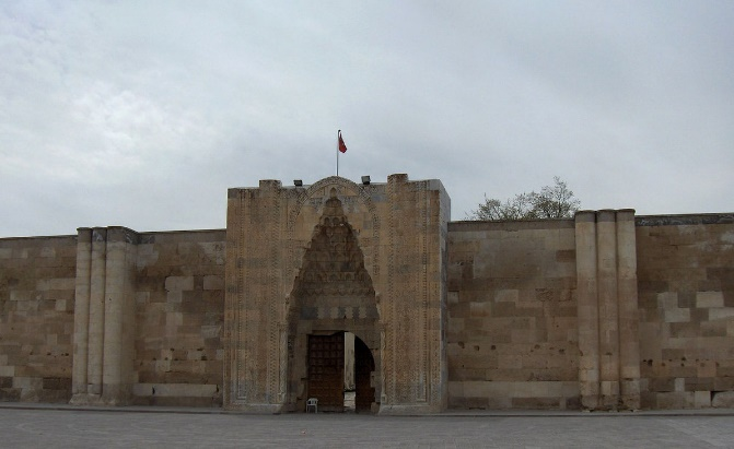 Aksaray-Sultan Hanı