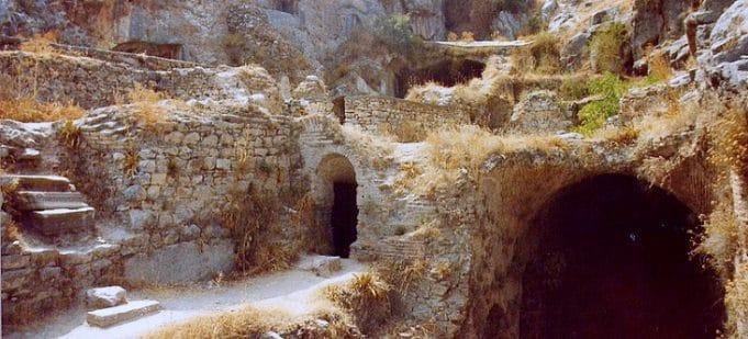 yedi uyurlar mağarası