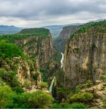 Manavgat Köprülü Kanyon Milli Parkı