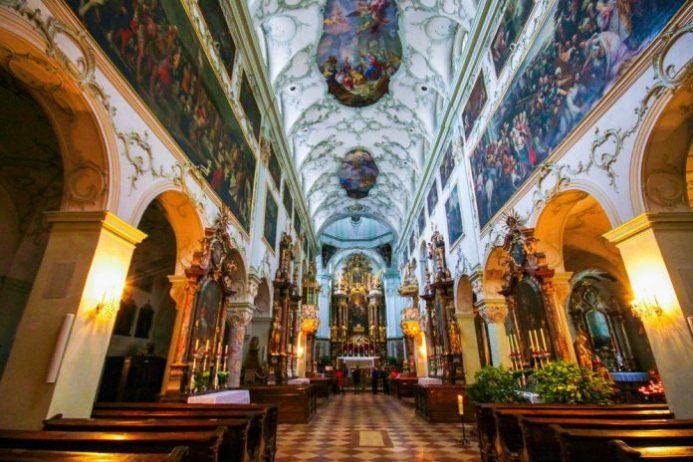 St. Peter's Abbey
