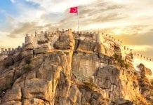 Afyon tarihi yerler