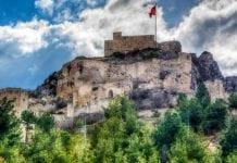 amasya tarihi yerler