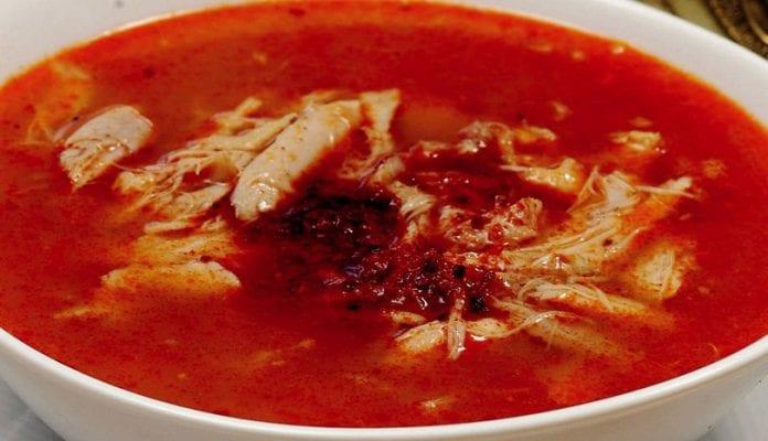 arapaşı çorbası
