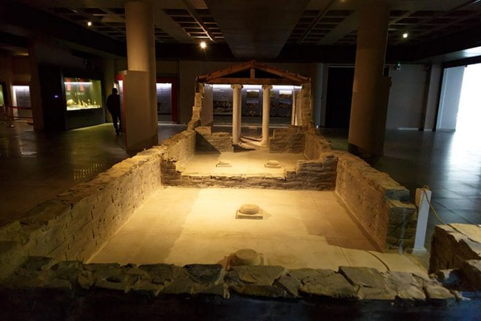 aydın arkeoloji müzesi