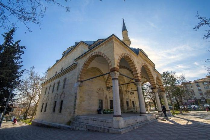 Cenab-ı Ahmet Paşa Camii