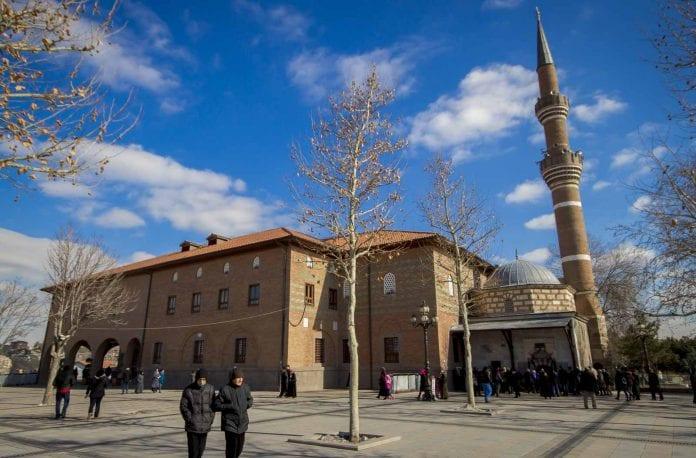 Hacı Bayram Veli Camii ve Türbesi