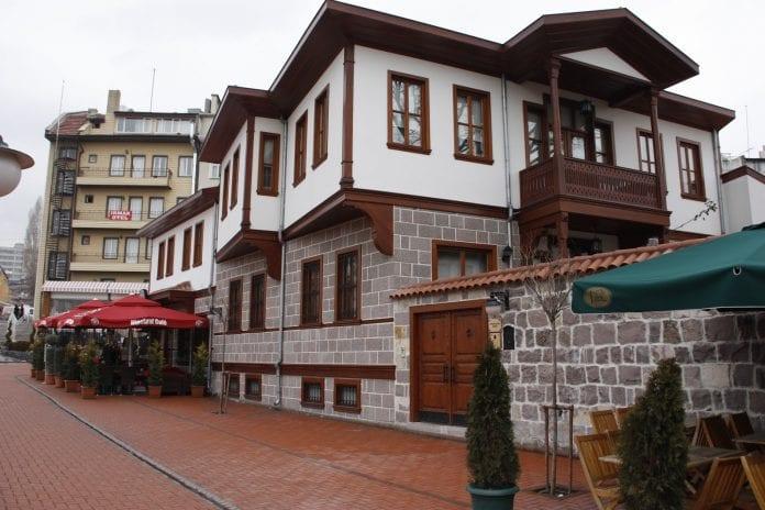Hamamönü Evleri