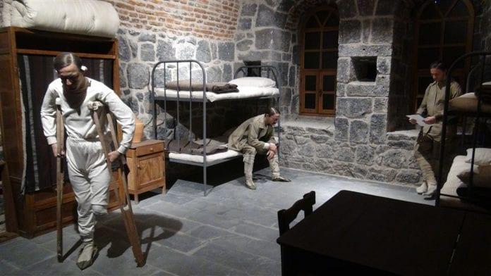 kafkas cephesi harp tarihi müzesi