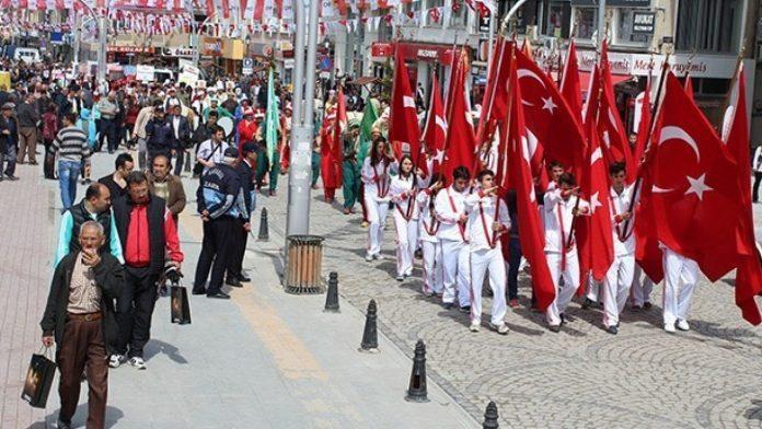 Türk Dil Bayramı Törenleri