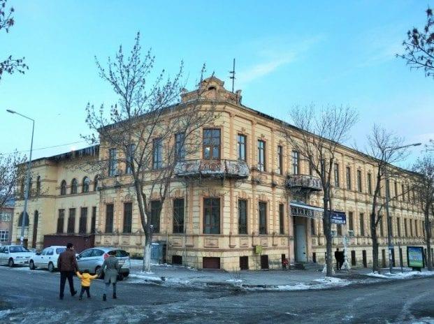 kars baltık mimarisi