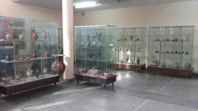 kayseri arkeoloji müzesi