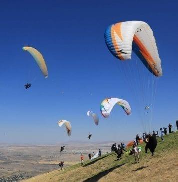 Talas Yamaç Paraşütü