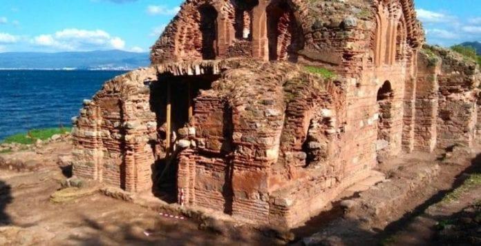 kurşunlu manastırı