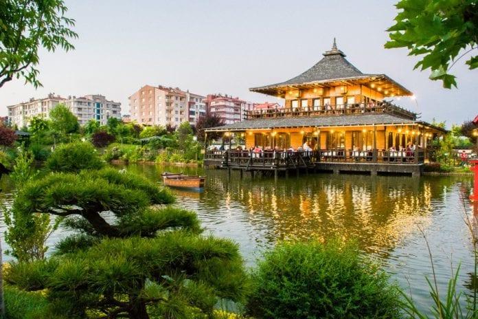 kyto japon parkı
