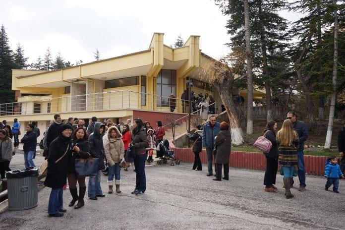 Meryem Ana Kilisesi Ankara