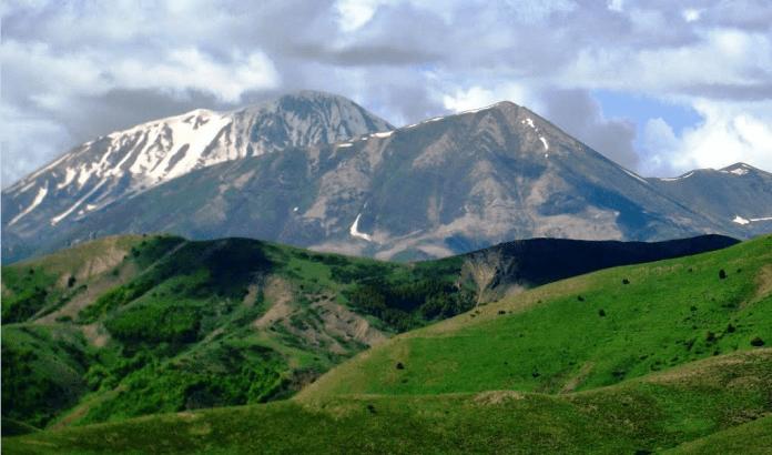 sülbüs dağı