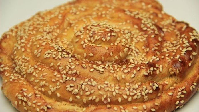 tahinli ekmek