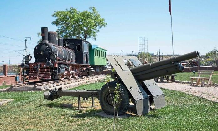 TCDD Malıköy Tren İstasyonu Müzesi