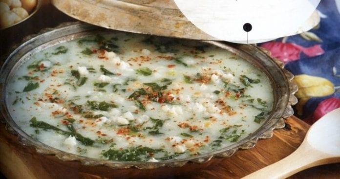 tirşik çorbası