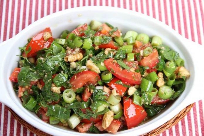 toros salatası