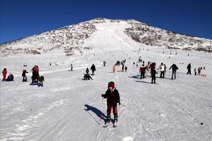 yolçatı kurucadağ kayak merkezi