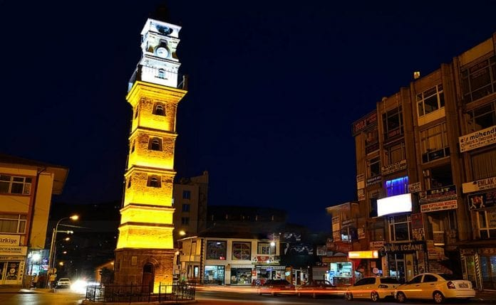 Yozgat Saat Kulesi