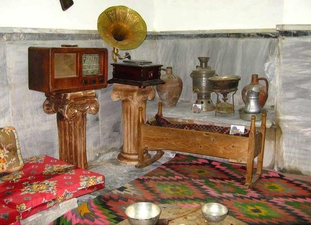 Seyitgazi Bor ve Etnografya Müzesi (Selçuklu Hamamı)