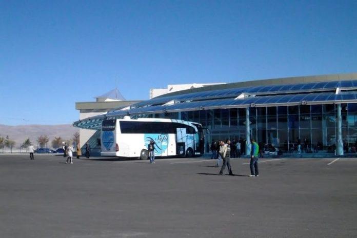 Erzurum Büyükşehir Belediyesi Şehirlerarası Otobüs Terminali
