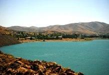 Hazar Gölü Plajı