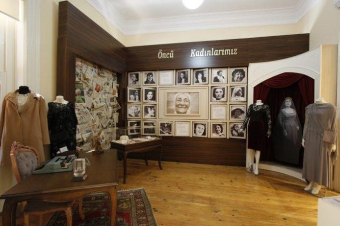 Konak Belediyesi İzmir Kadın Müzesi