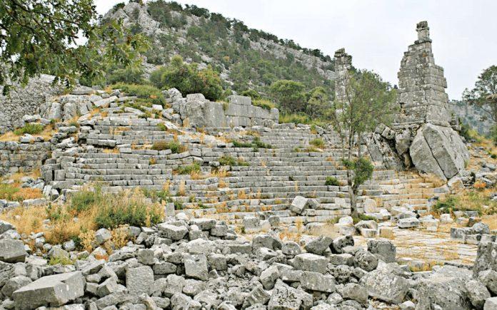 adada antik kenti