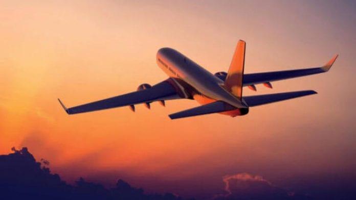 havayolu ile ulaşım