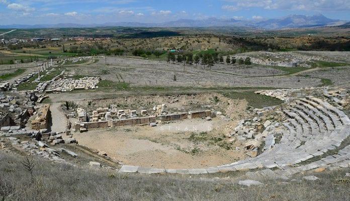antiocheia antik kenti
